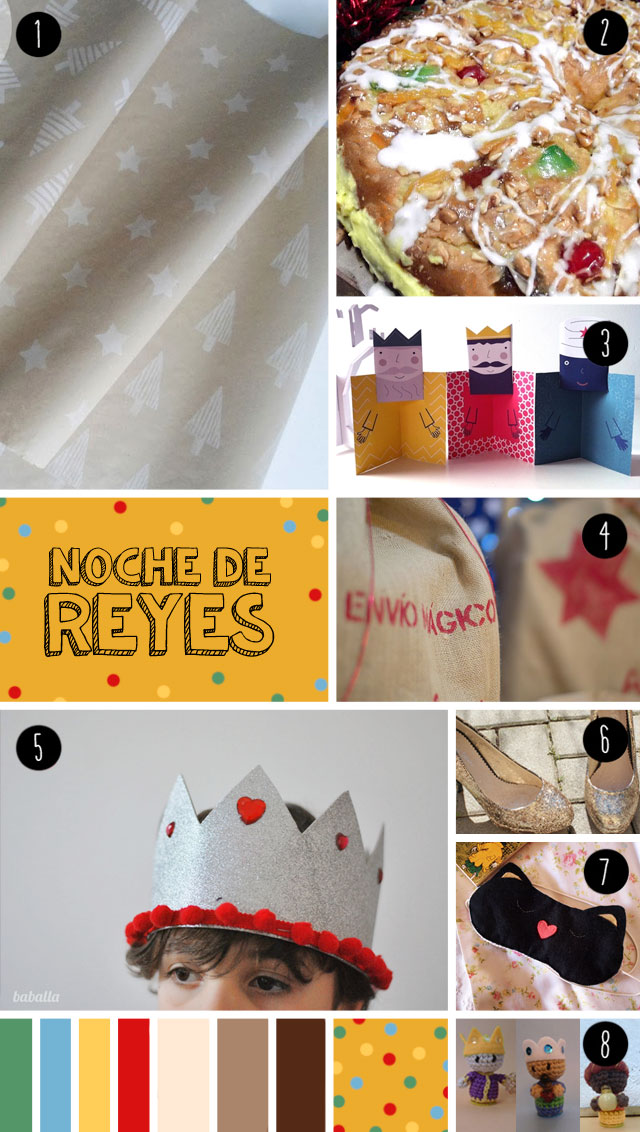 "8 DIY para la noche de reyes seen at ""I am a mess"""